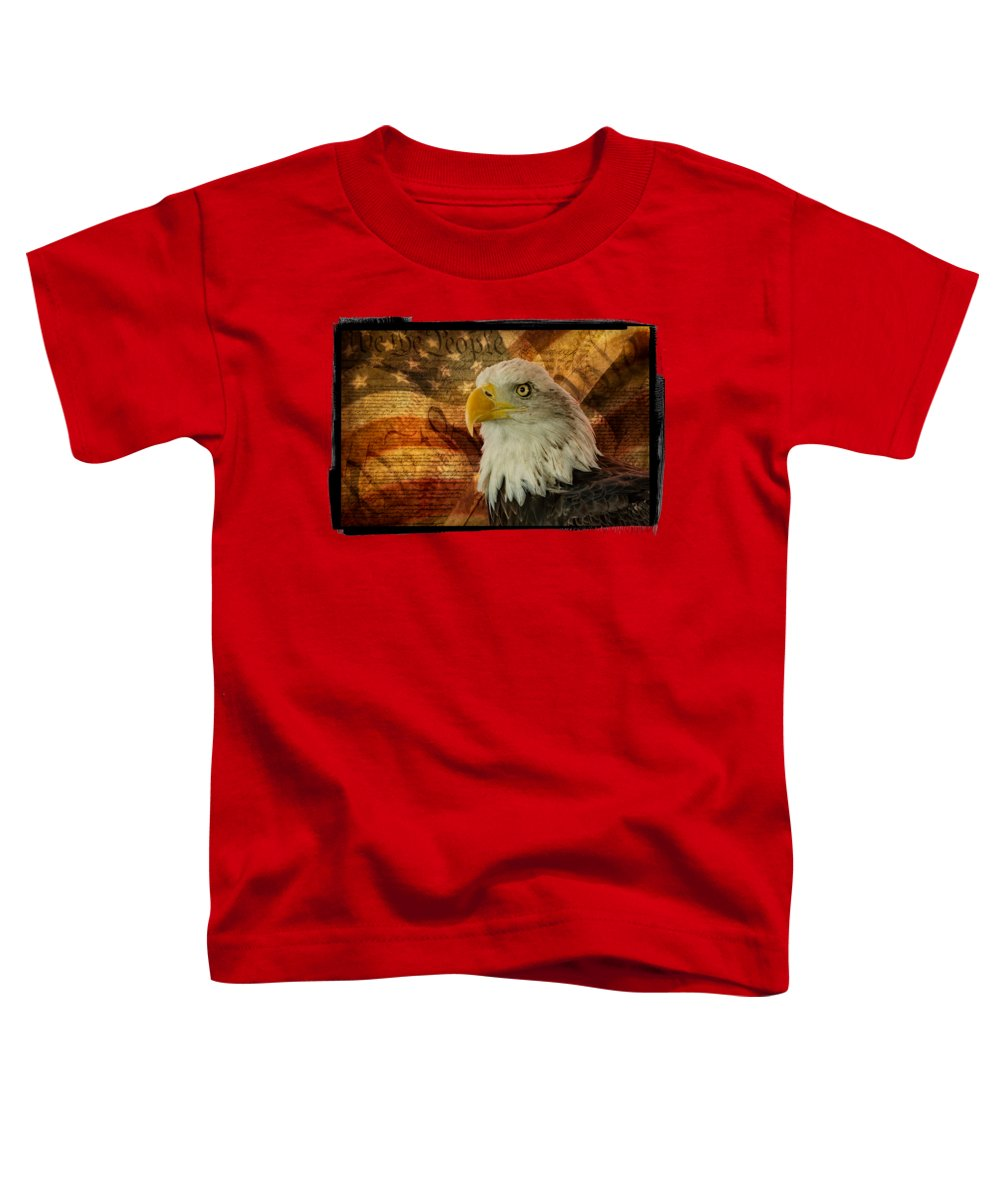 Old Glory Toddler T-Shirts