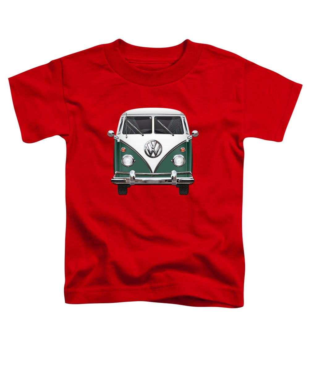 Microbus Toddler T-Shirts