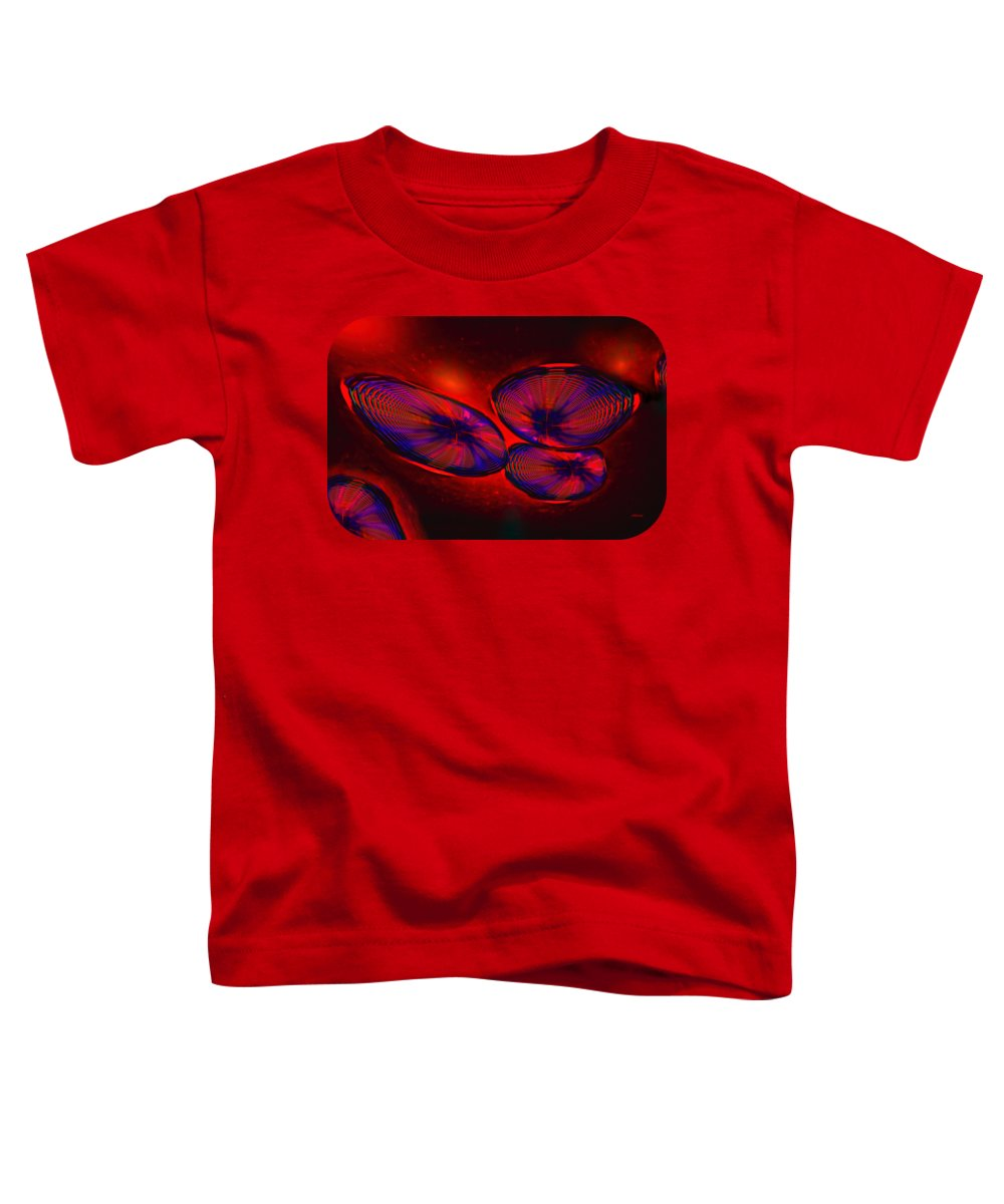 Abstract Toddler T-Shirt featuring the photograph Basics 2 by John M Bailey
