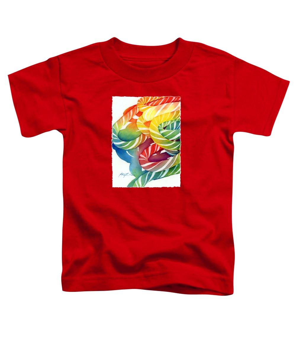 Holiday Season Toddler T-Shirts