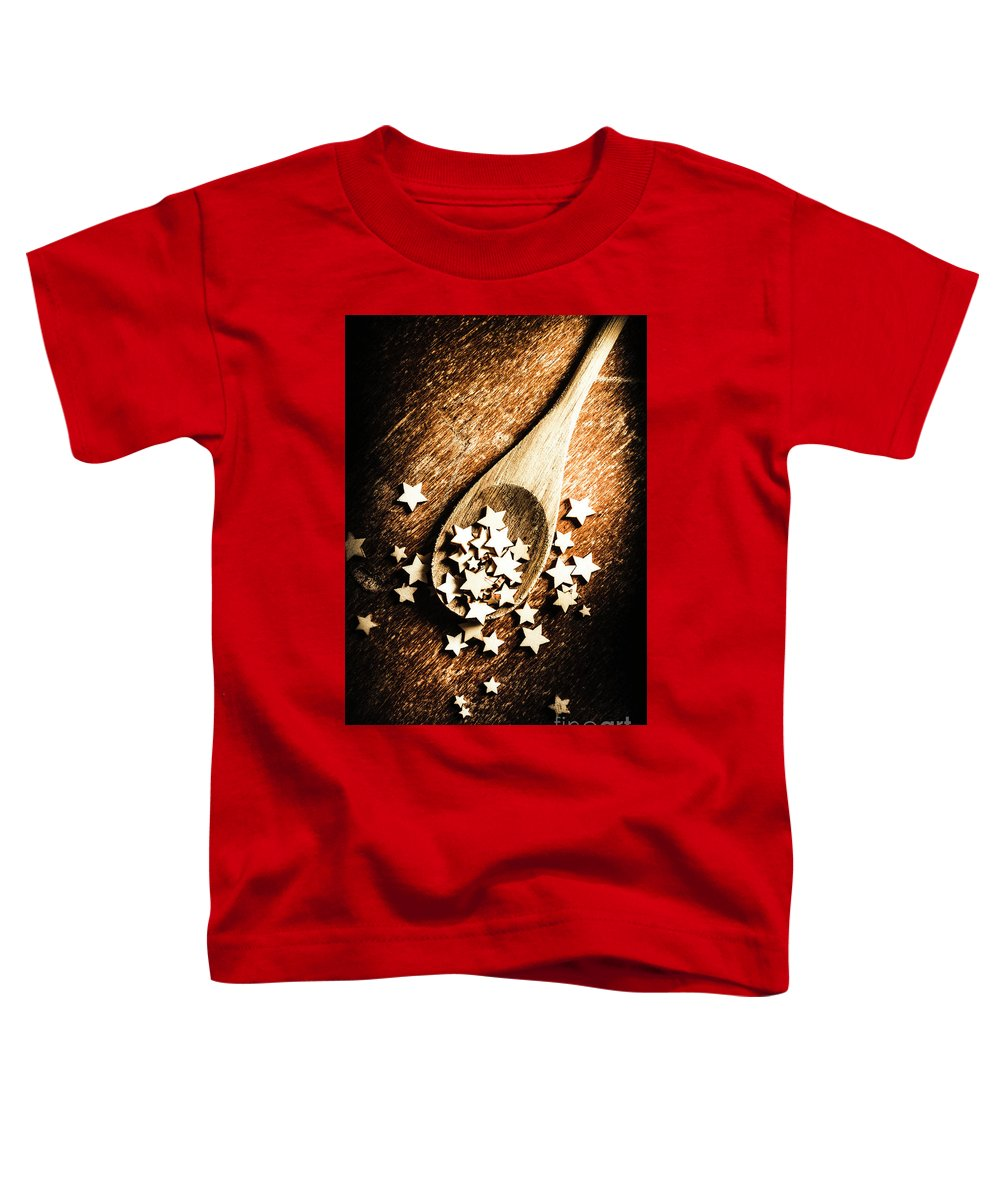 Christmas Toddler T-Shirt featuring the photograph Christmas Cooking by Jorgo Photography - Wall Art Gallery