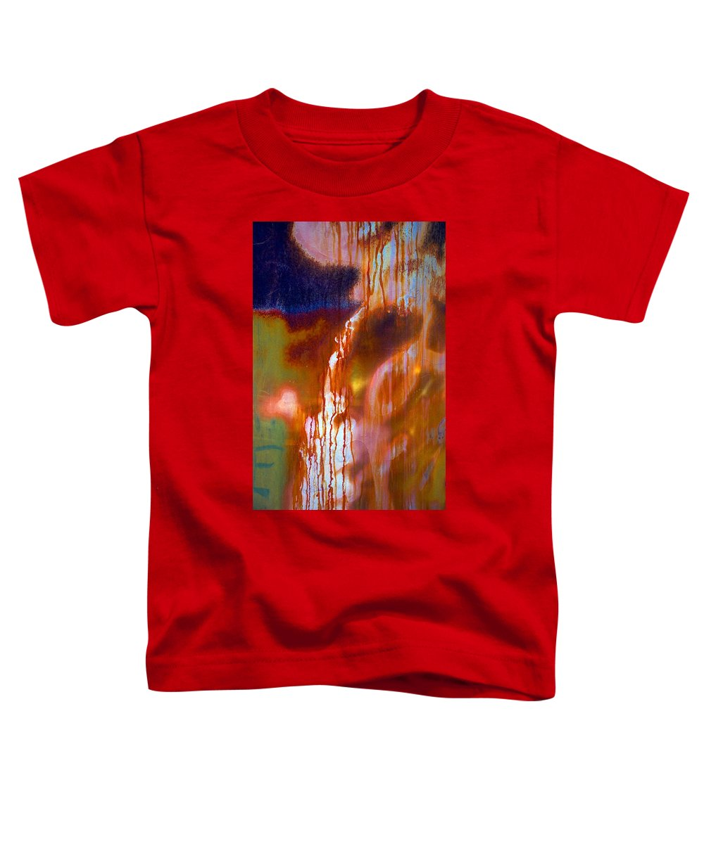 Skip Toddler T-Shirt featuring the photograph Cry Me A River by Skip Hunt