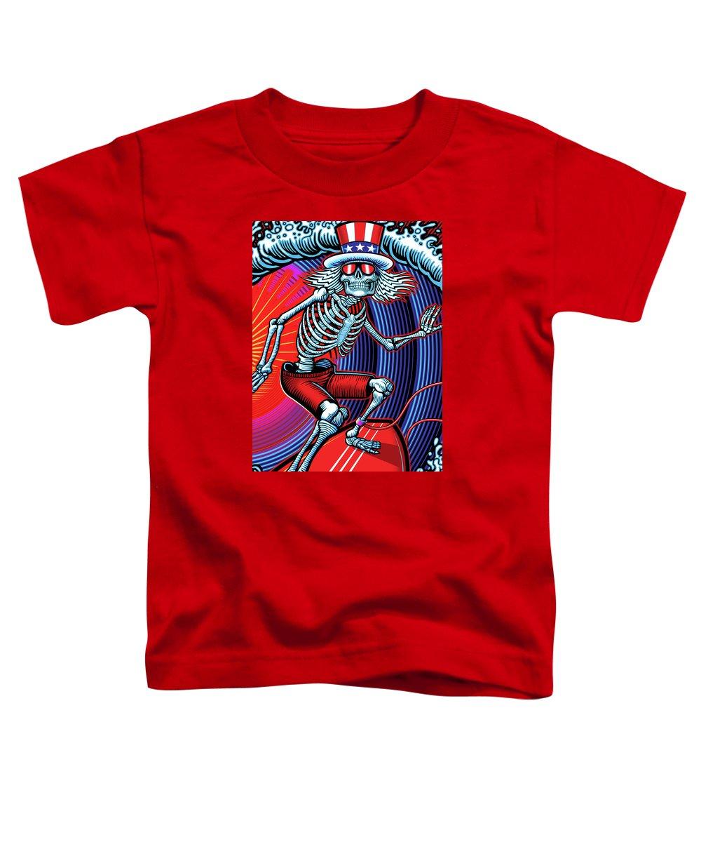 Terrapin Station Toddler T-Shirts