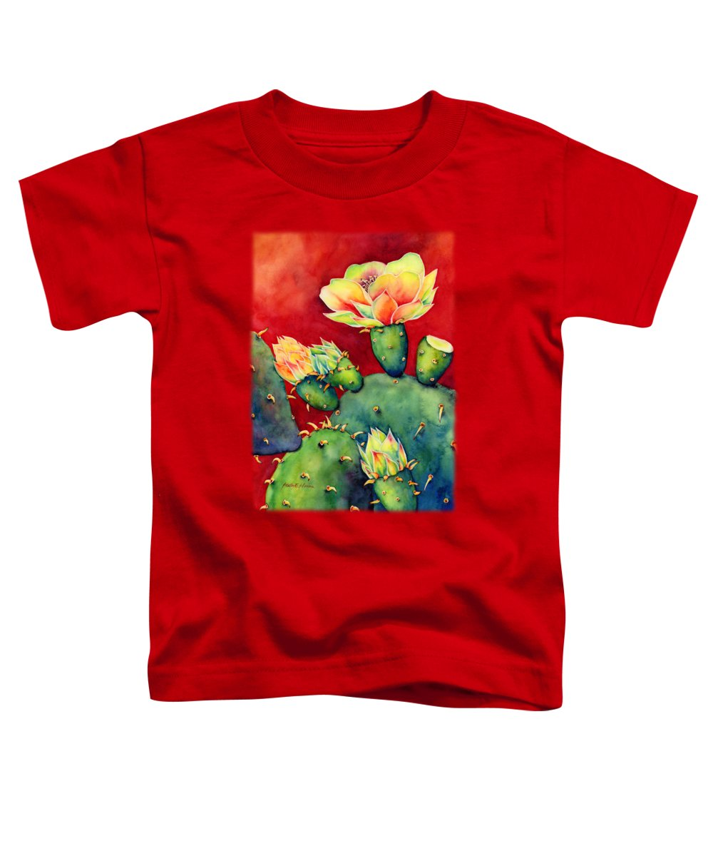 Bloom Paintings Toddler T-Shirts