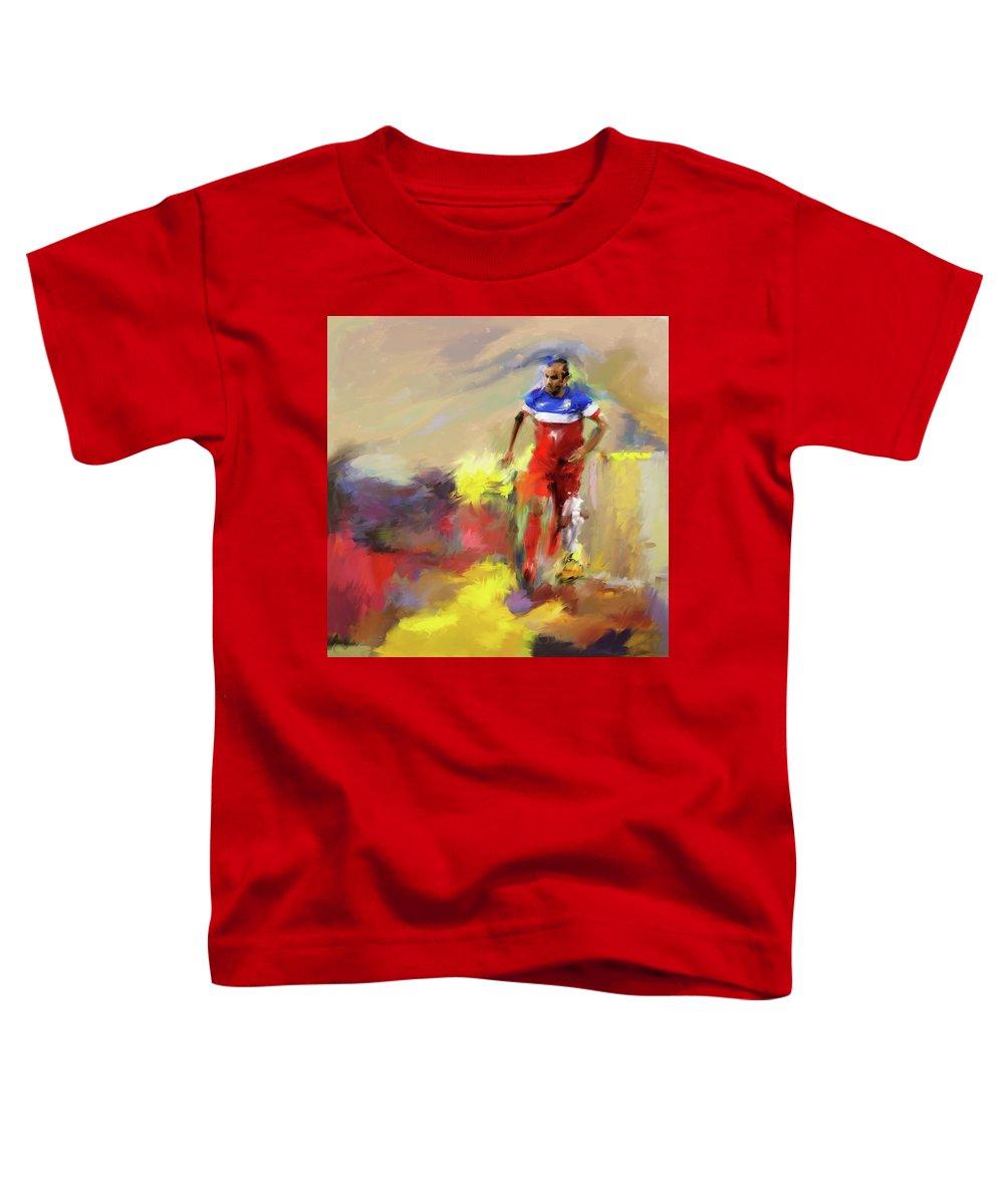 Landon Donovan Toddler T-Shirts