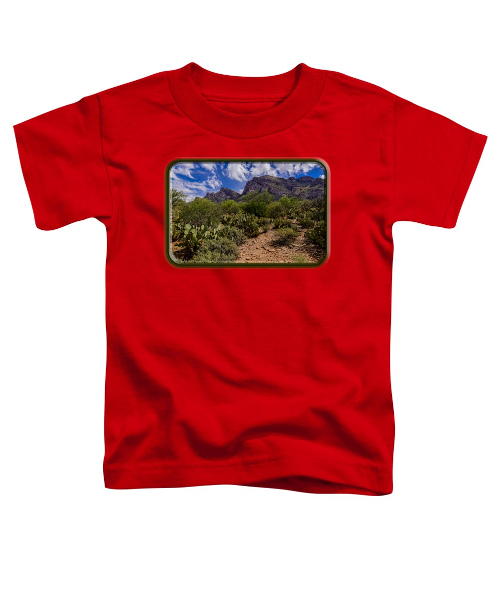 Acrylic Prints Toddler T-Shirt featuring the photograph Linda Vista No26 by Mark Myhaver