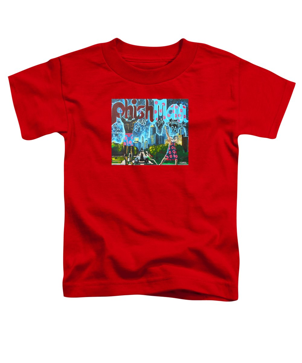 Philadelphia Toddler T-Shirts