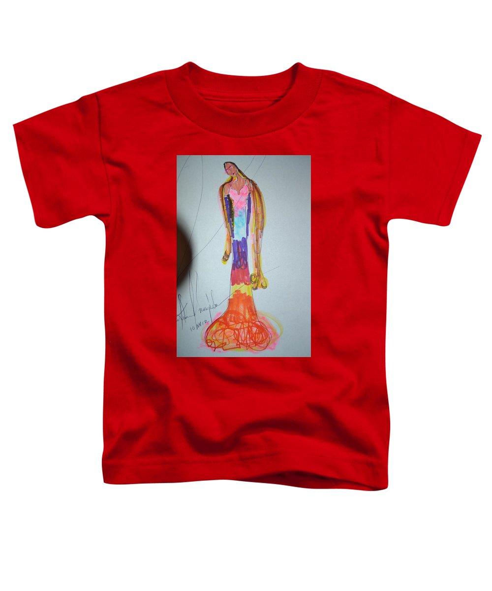 Superhero Toddler T-Shirts