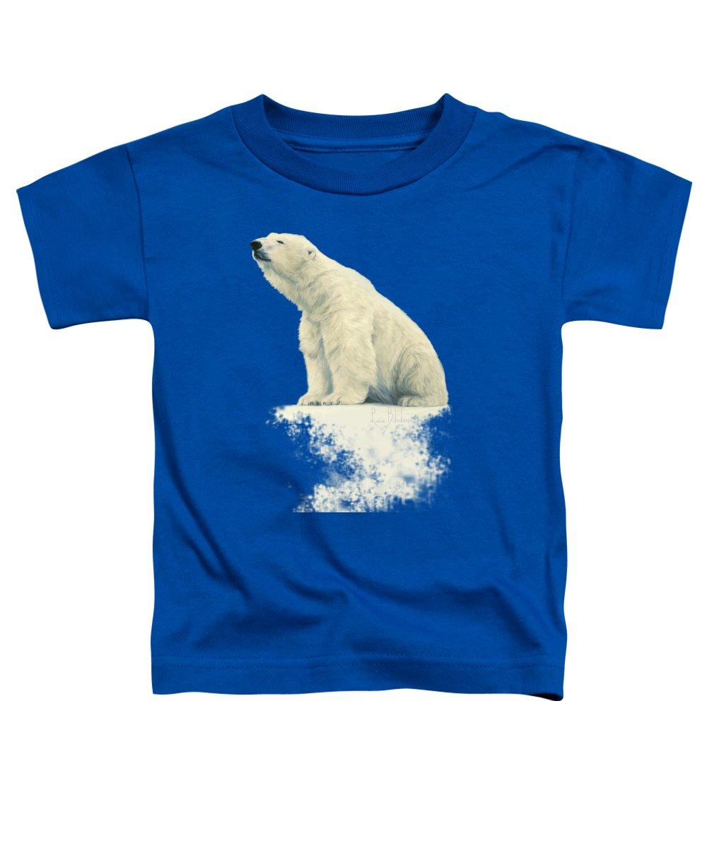 Polar Bear Toddler T-Shirts