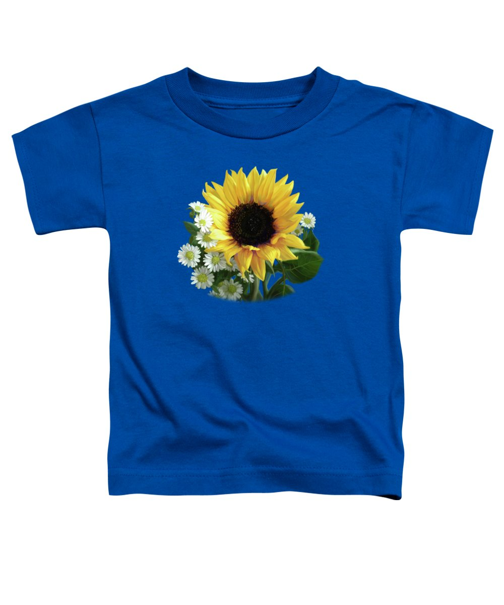 Daisy Toddler T-Shirts