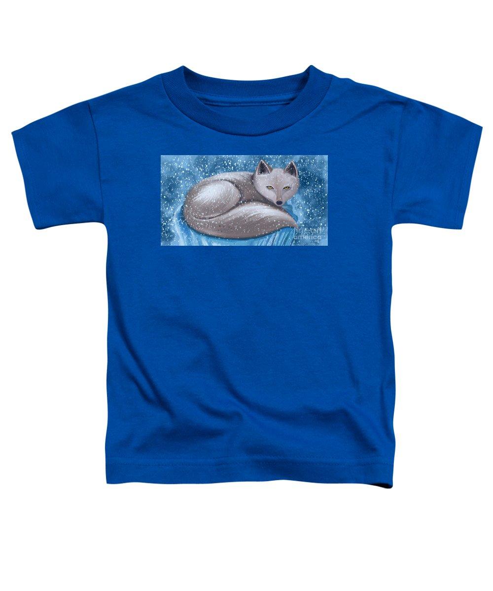 Frozen Tundra Toddler T-Shirts