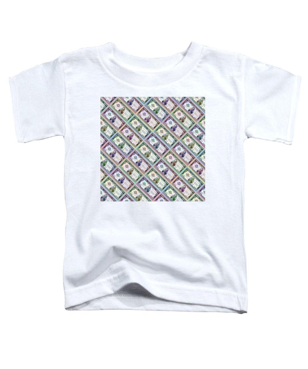 Hundred Mixed Media Toddler T-Shirts