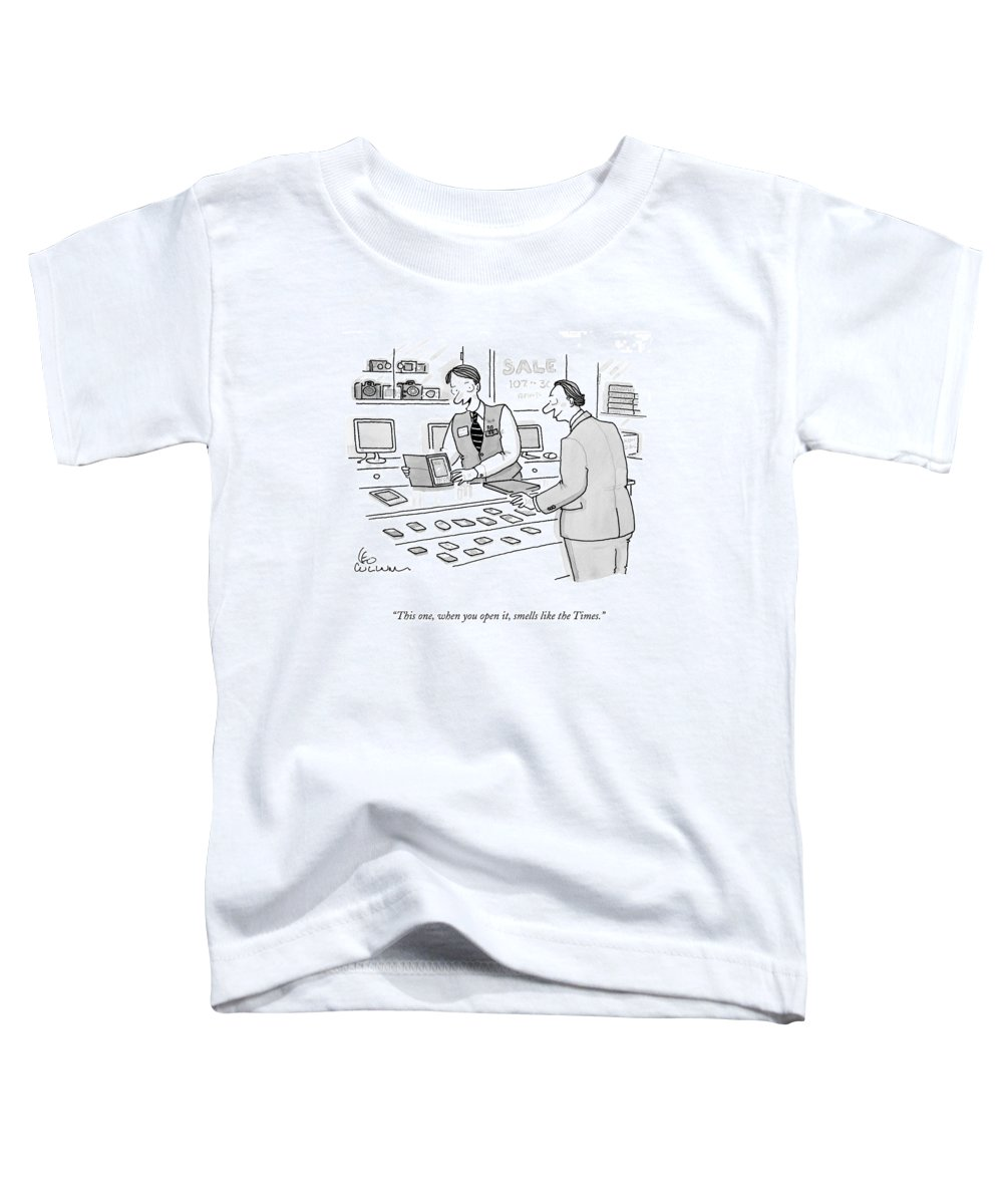 Kindle Toddler T-Shirts