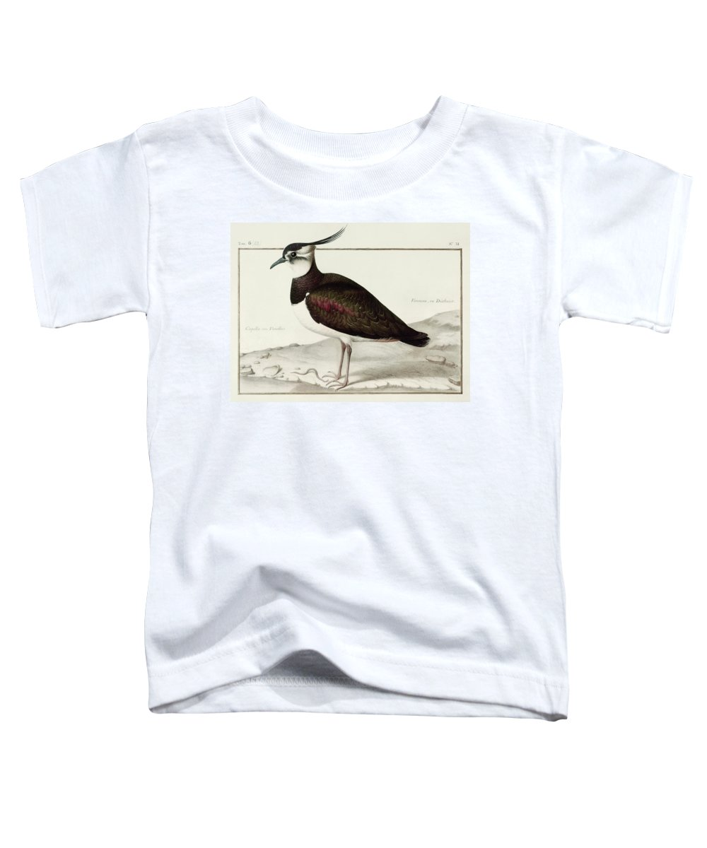 Lapwing Toddler T-Shirts