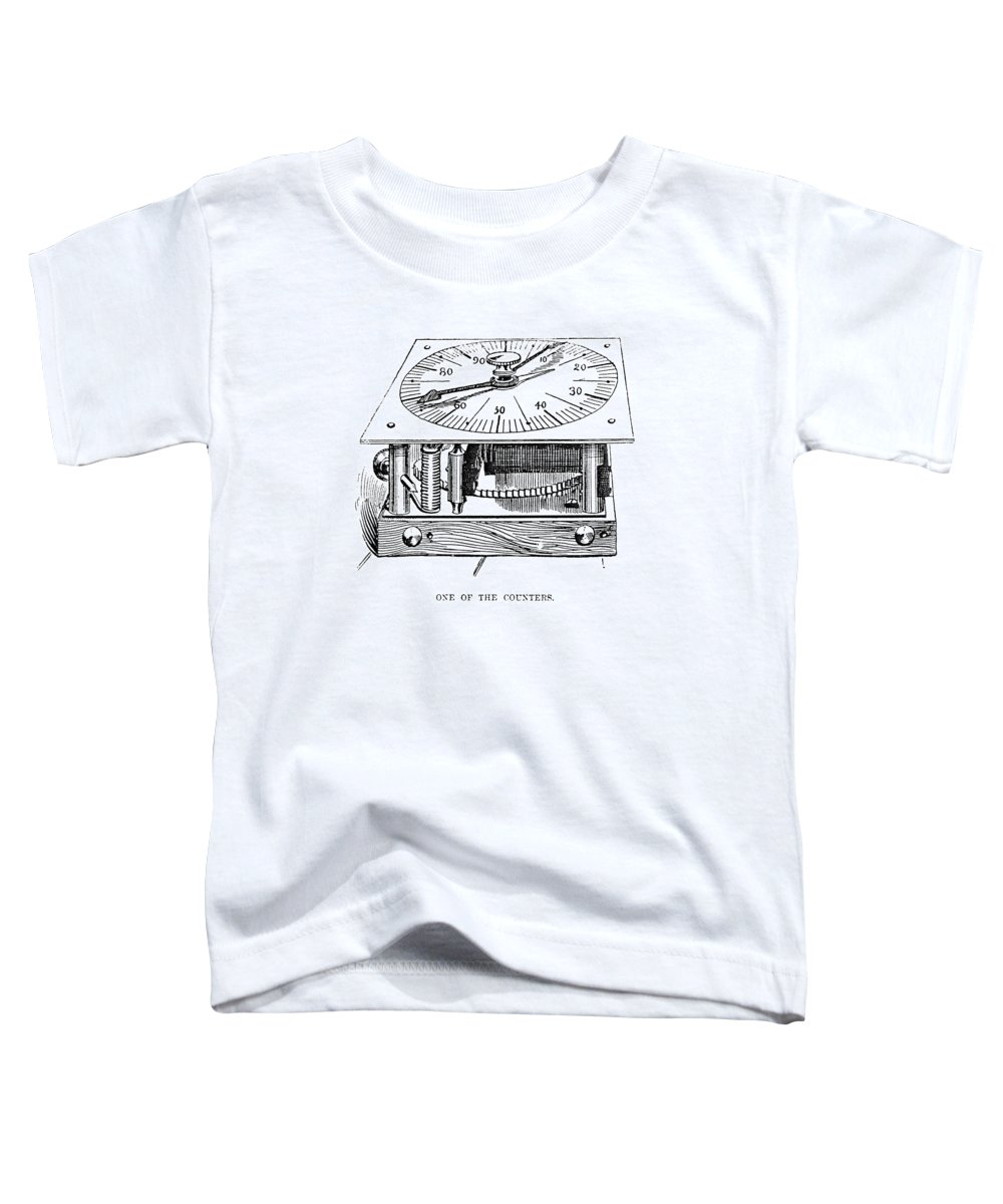 Hollerith Paintings Toddler T-Shirts