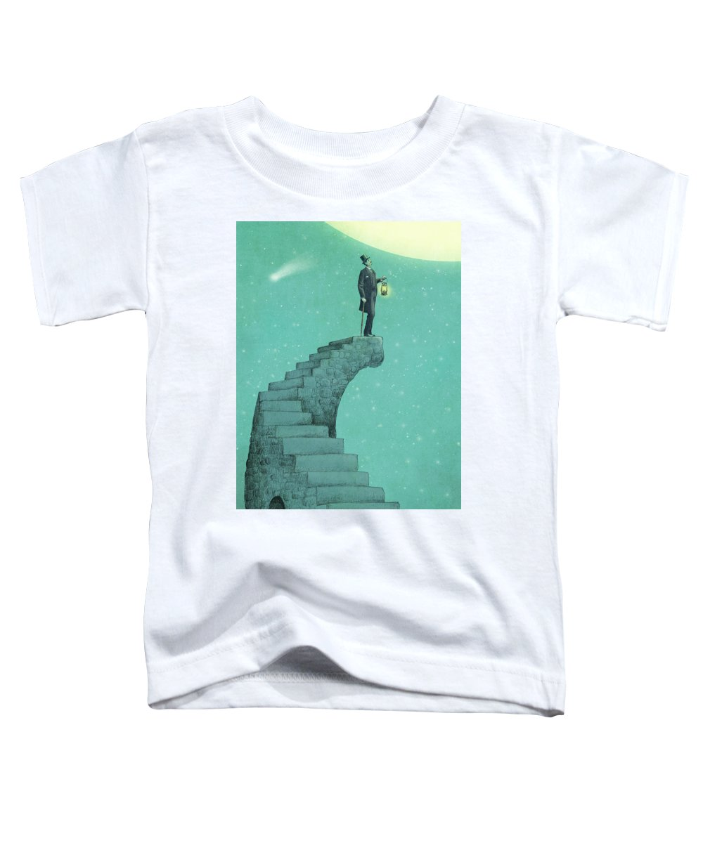 Green Drawings Toddler T-Shirts