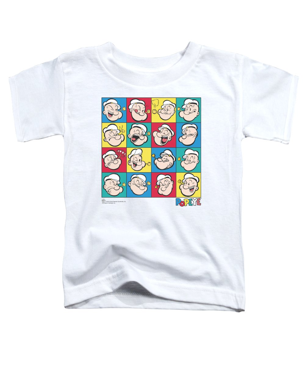 Spinach Toddler T-Shirts