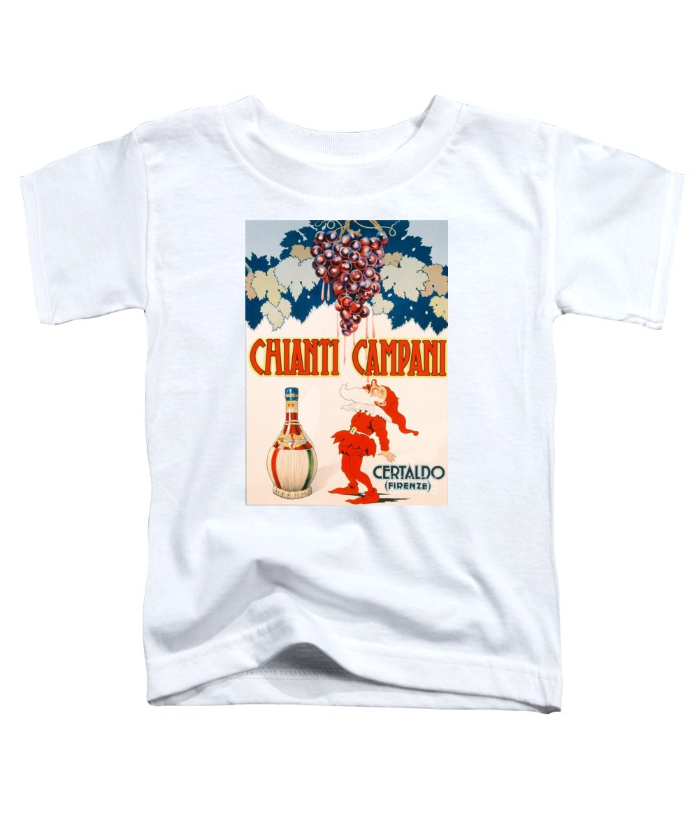 Restaurant Decor Drawings Toddler T-Shirts