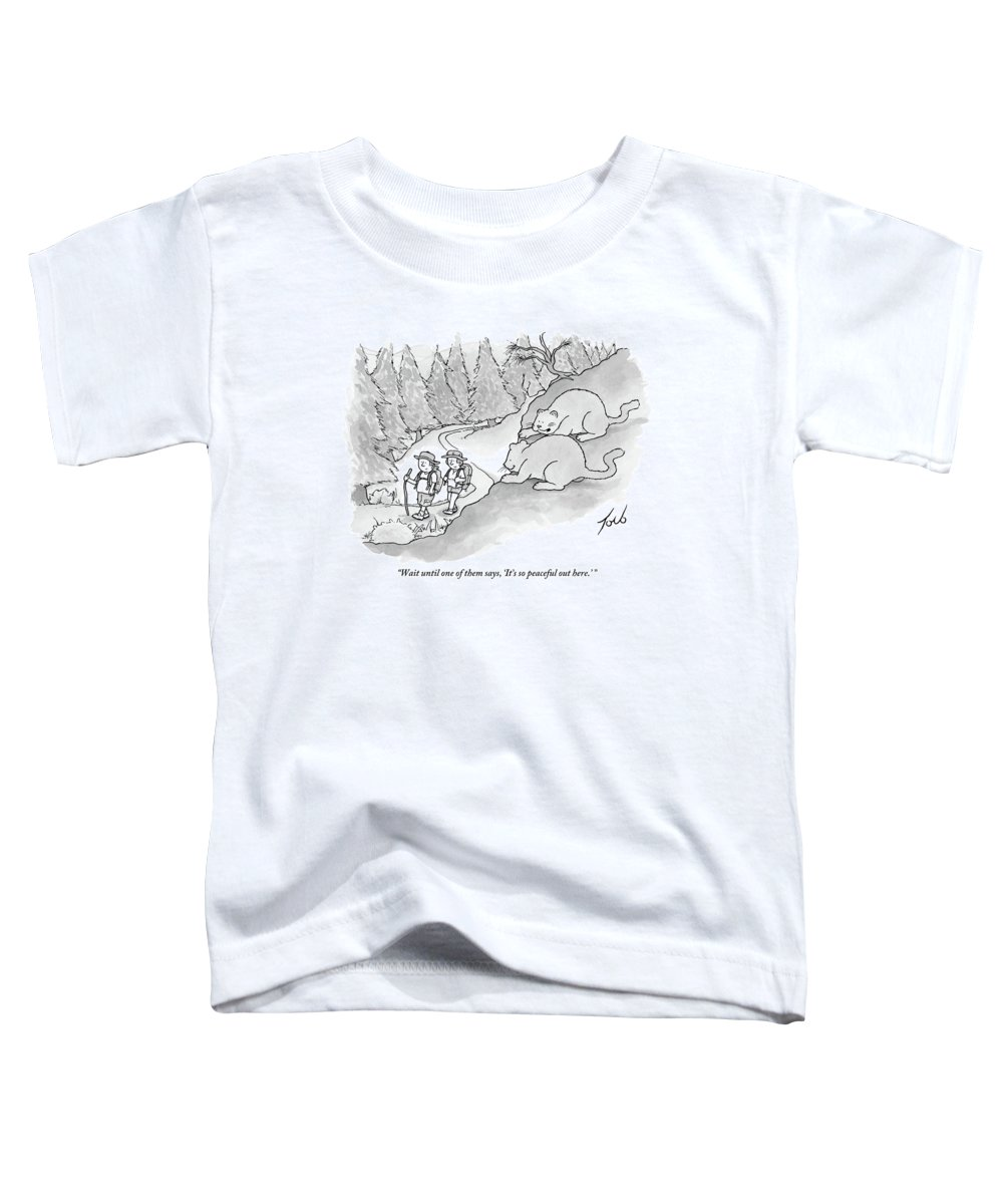 Attack Toddler T-Shirts