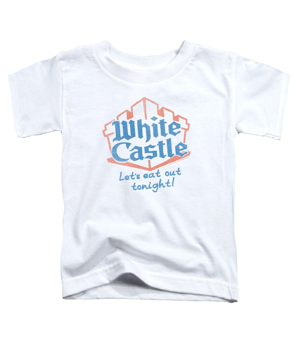 Castle Toddler T-Shirts