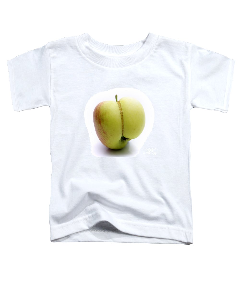 Agriculture Toddler T-Shirt featuring the photograph Apple by Bernard Jaubert