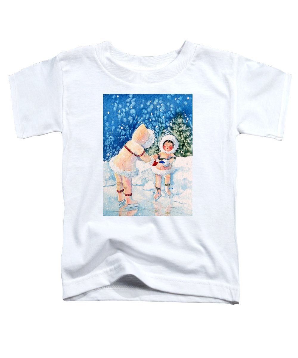 Olympic Figure Skating Toddler T-Shirts