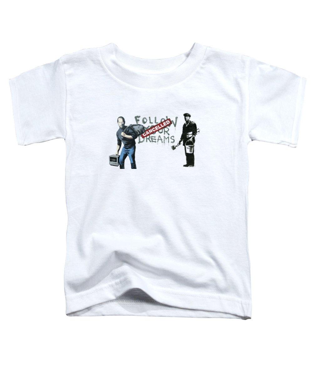 Follow Toddler T-Shirts