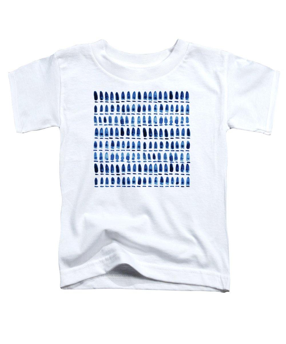 Brush Stroke Toddler T-Shirts