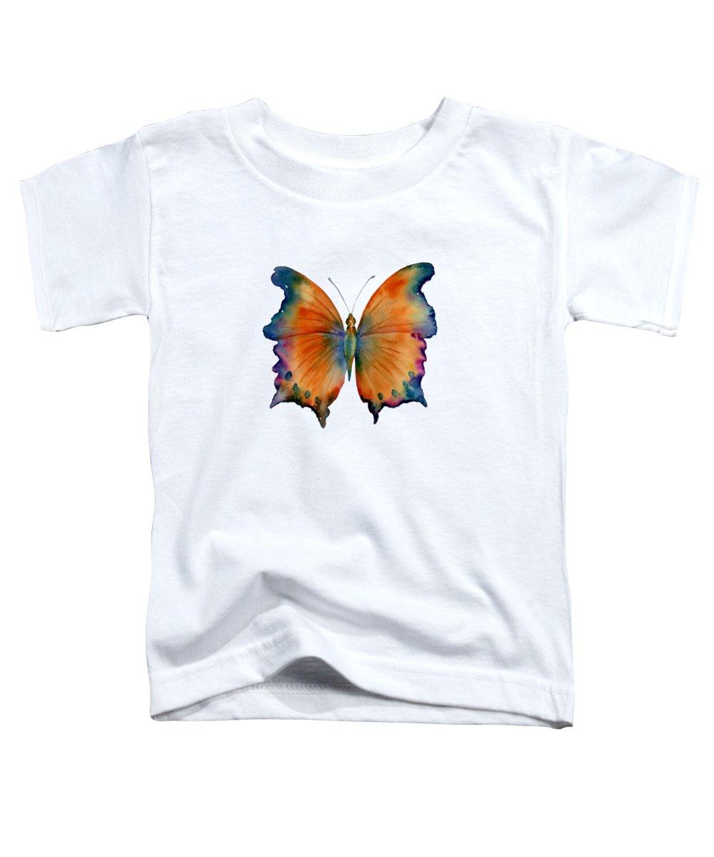 Orange Toddler T-Shirts