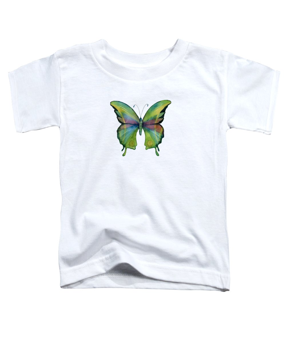 Lime Toddler T-Shirts