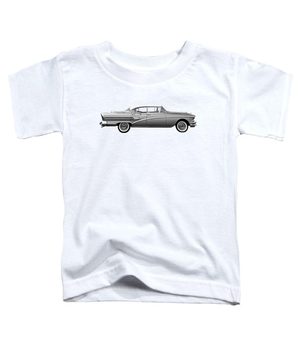 1958 Toddler T-Shirts