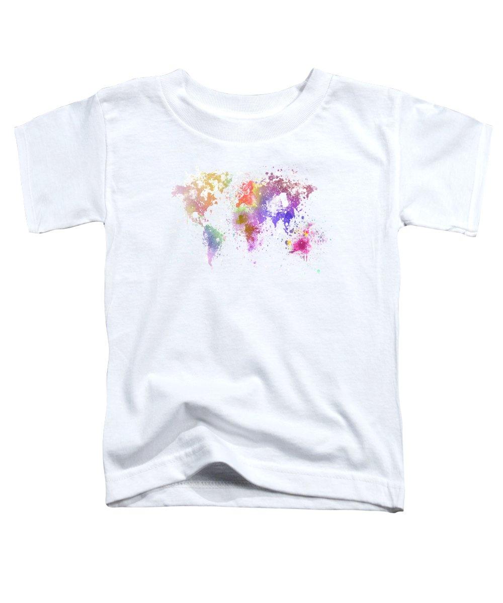 Old World Toddler T-Shirts