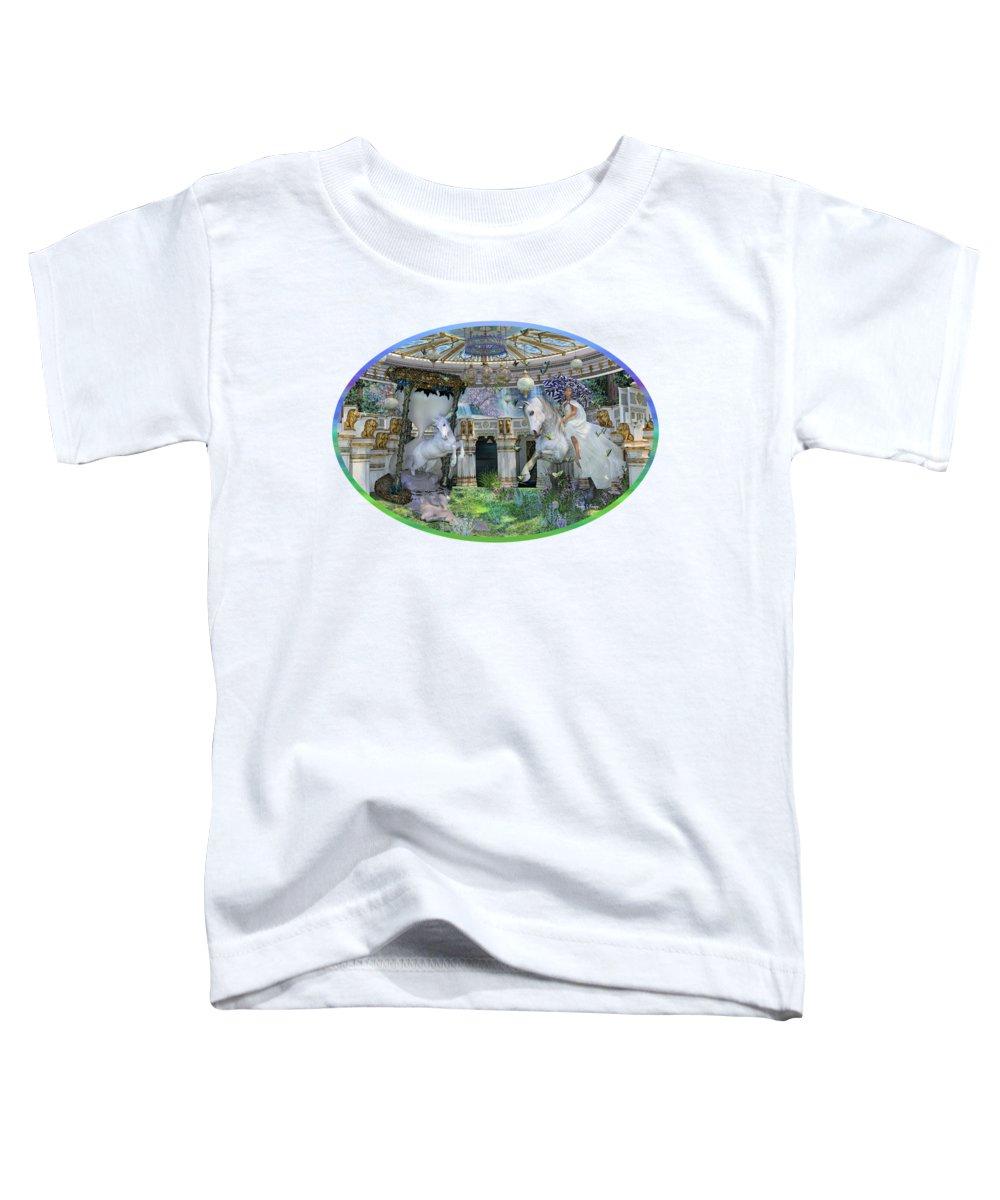 Umbrella Toddler T-Shirts