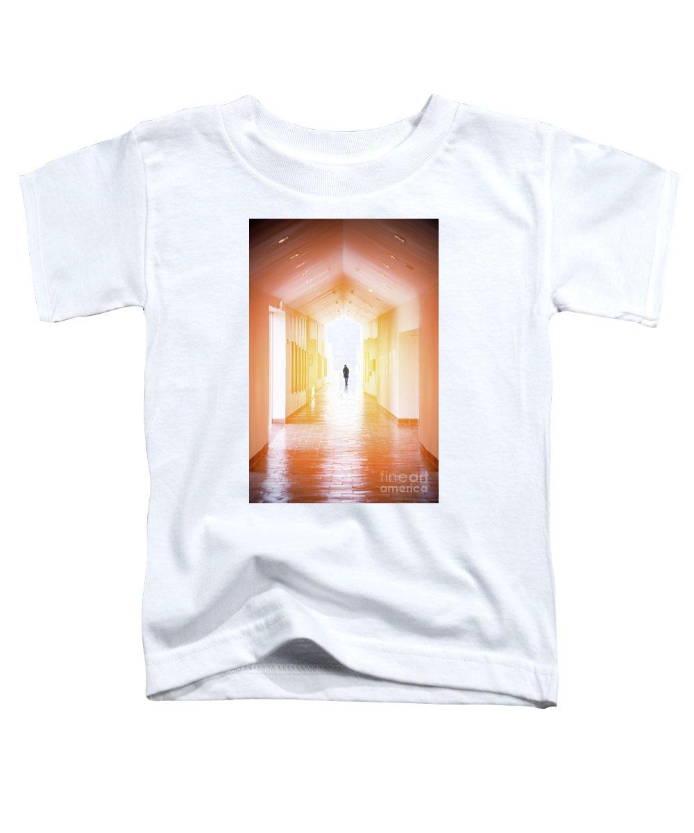 Hallway Toddler T-Shirts