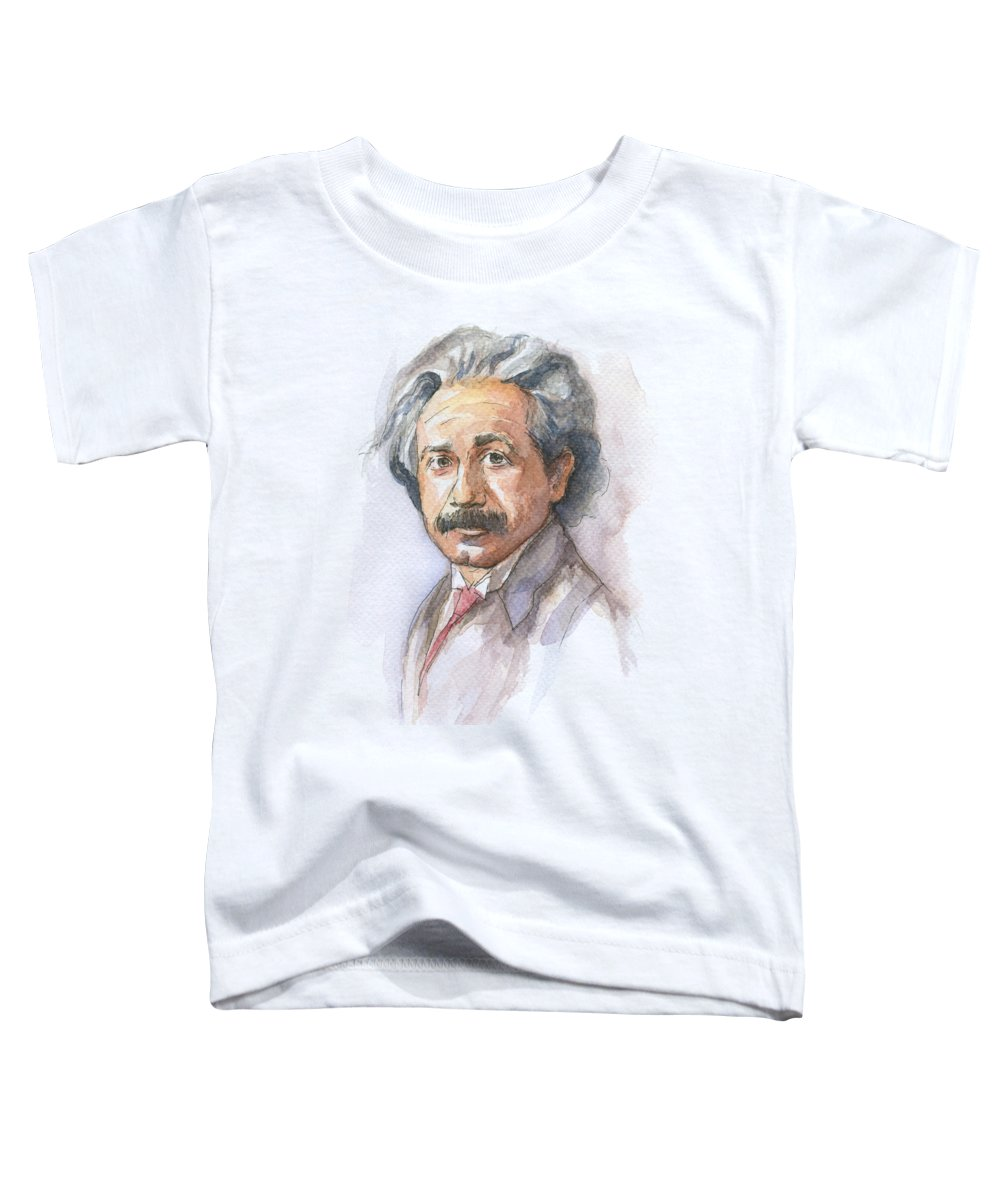 Science Paintings Toddler T-Shirts