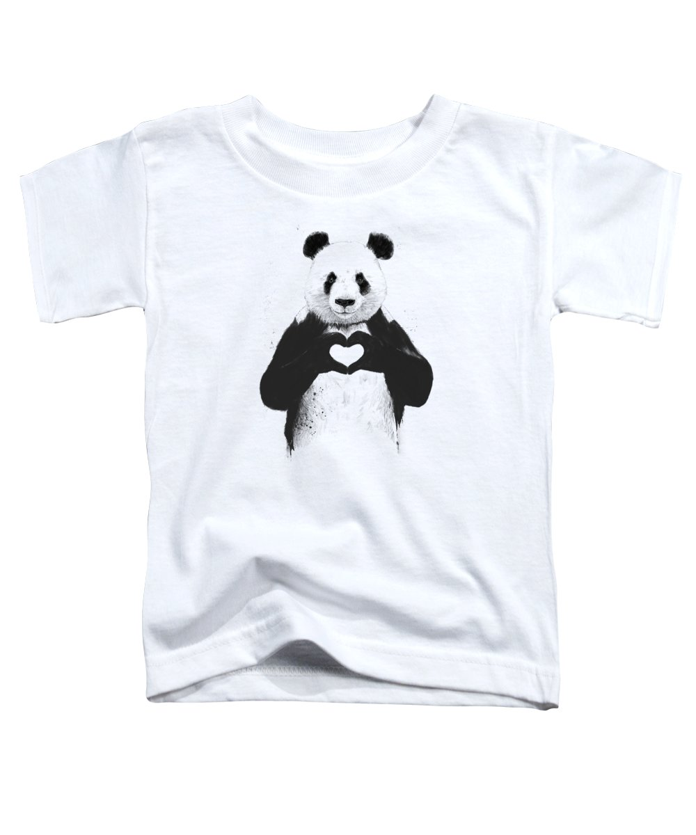 Love Toddler T-Shirts