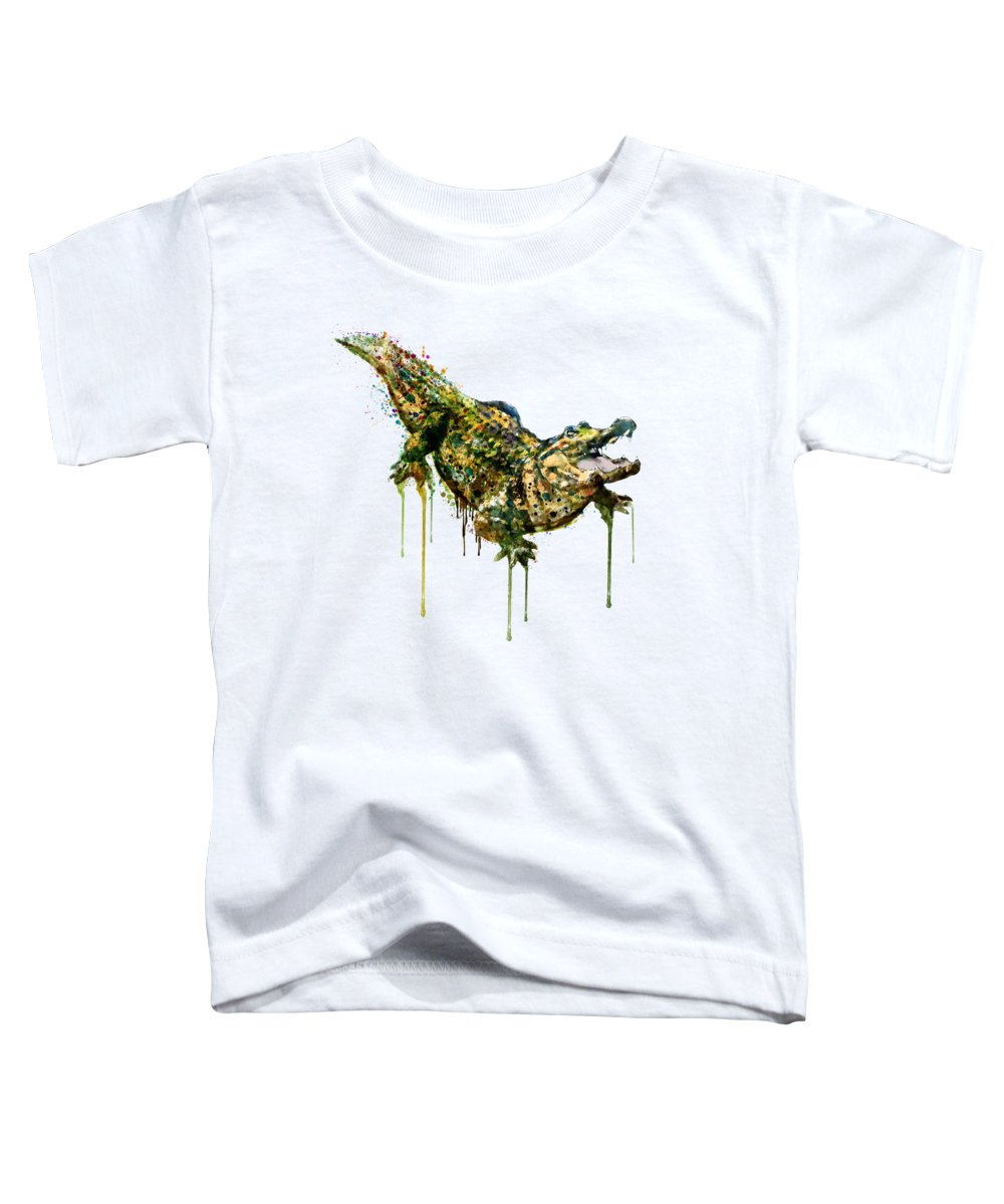 Alligator Toddler T-Shirts