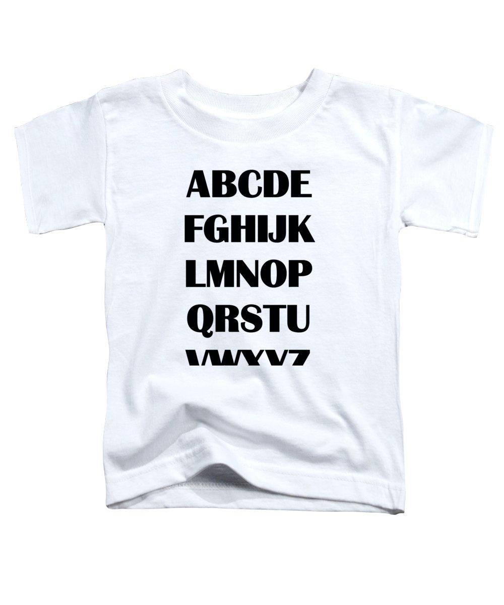 Artistic Toddler T-Shirts