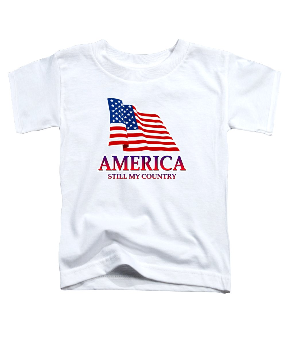 Sports Clothing Toddler T-Shirts