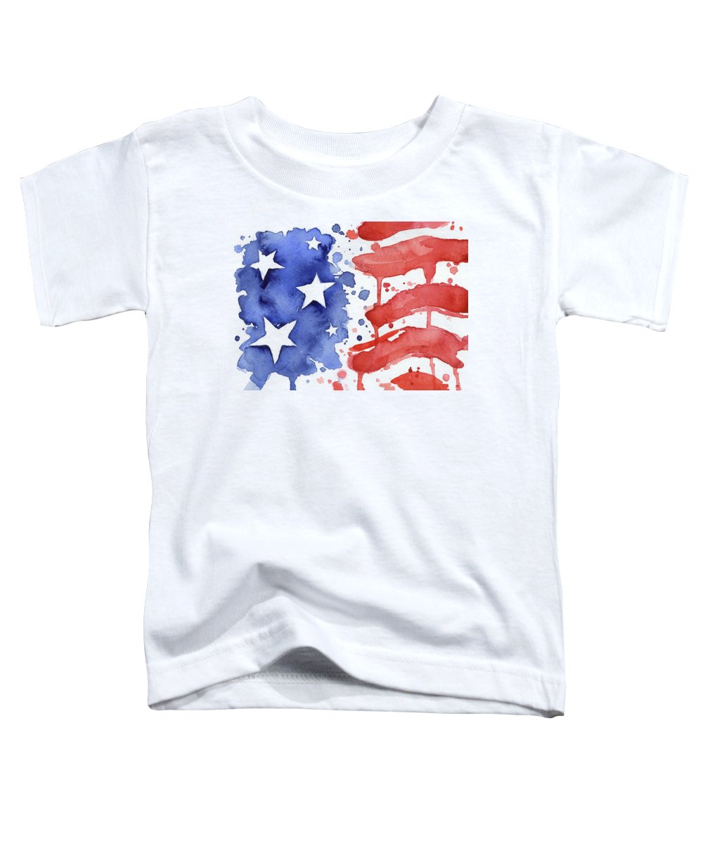 United States Toddler T-Shirts