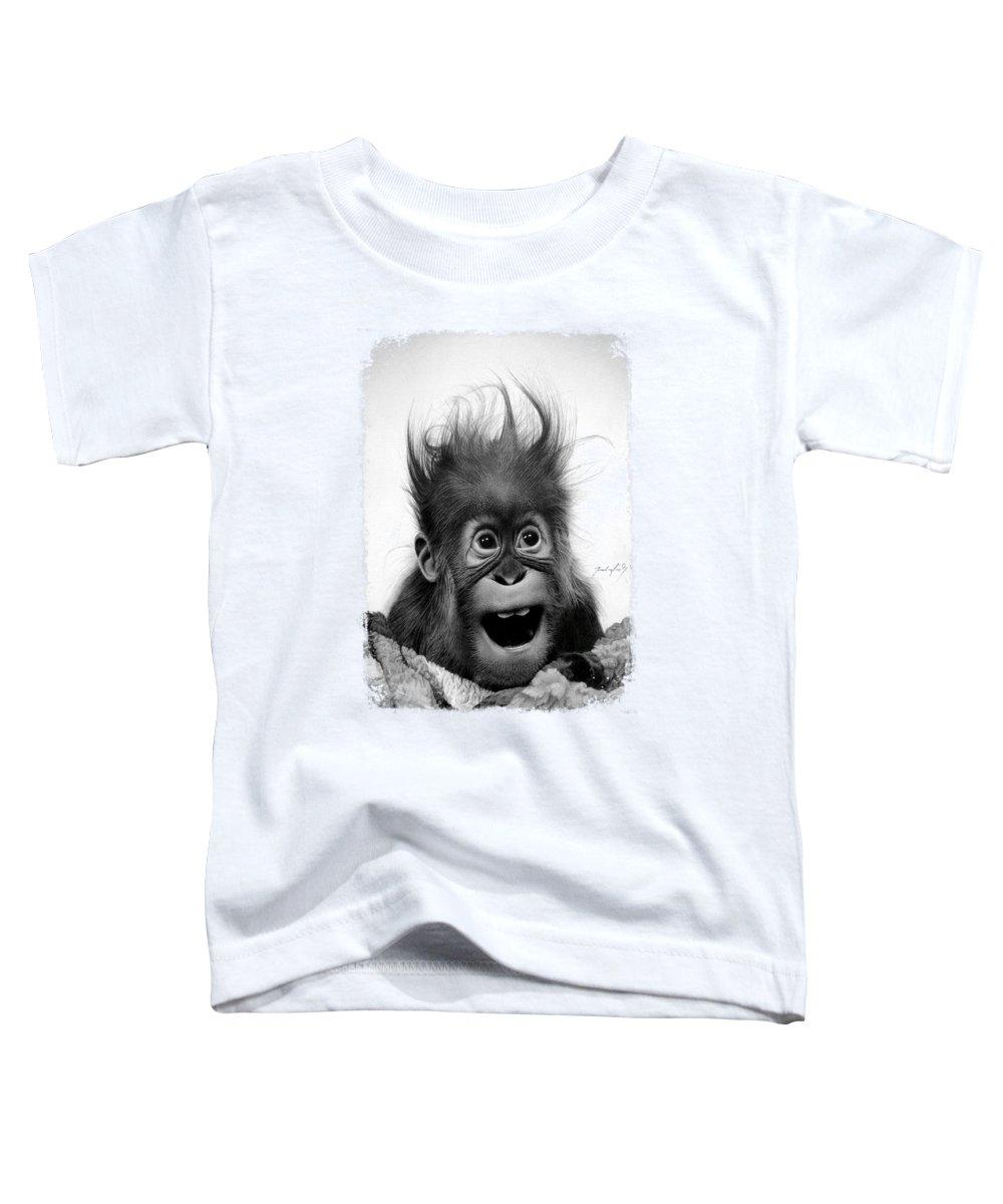 Wild Toddler T-Shirts