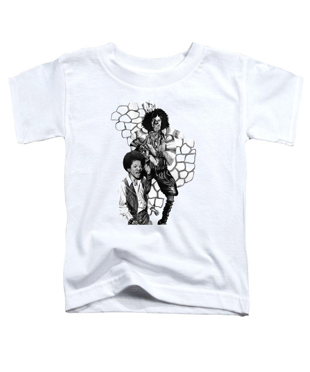 Michael Jackson Toddler T-Shirts