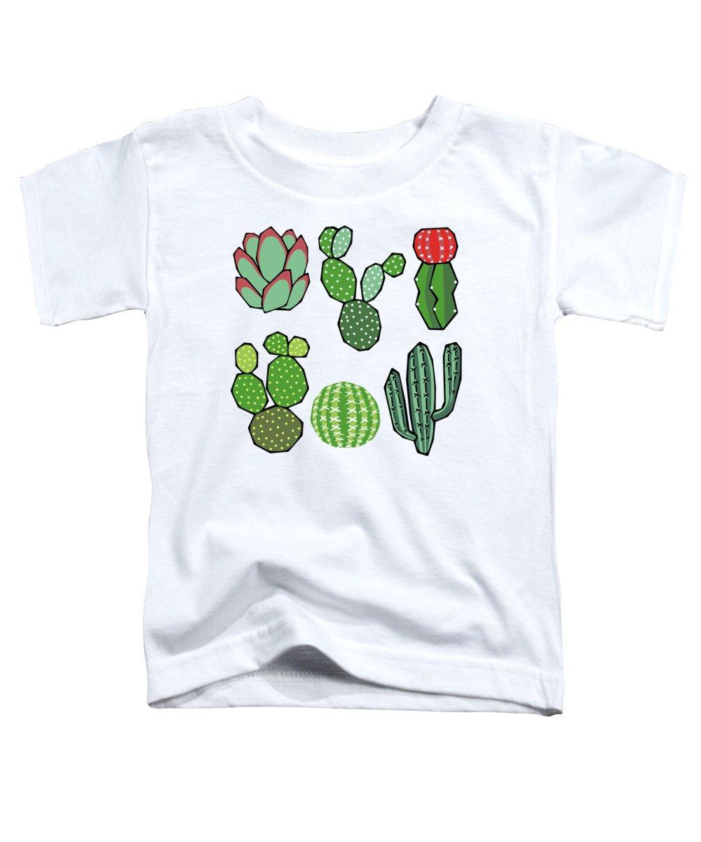 Repeat Digital Art Toddler T-Shirts