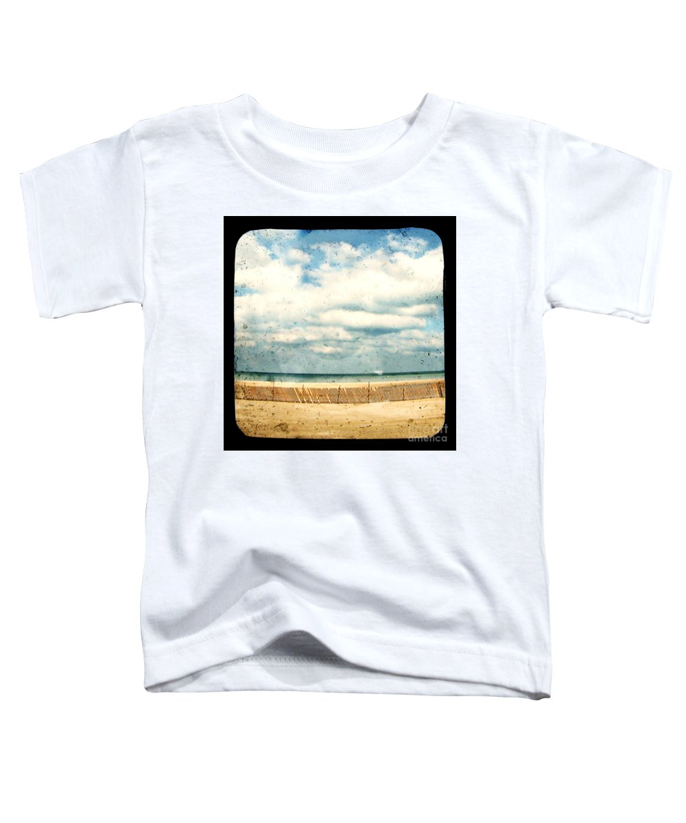 Ocea Toddler T-Shirt featuring the photograph At Rest by Dana DiPasquale