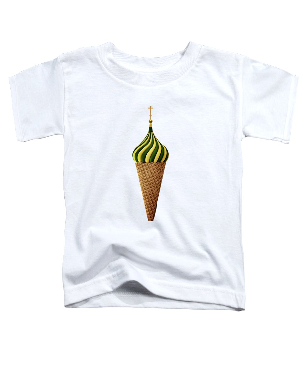 Moscow Toddler T-Shirts