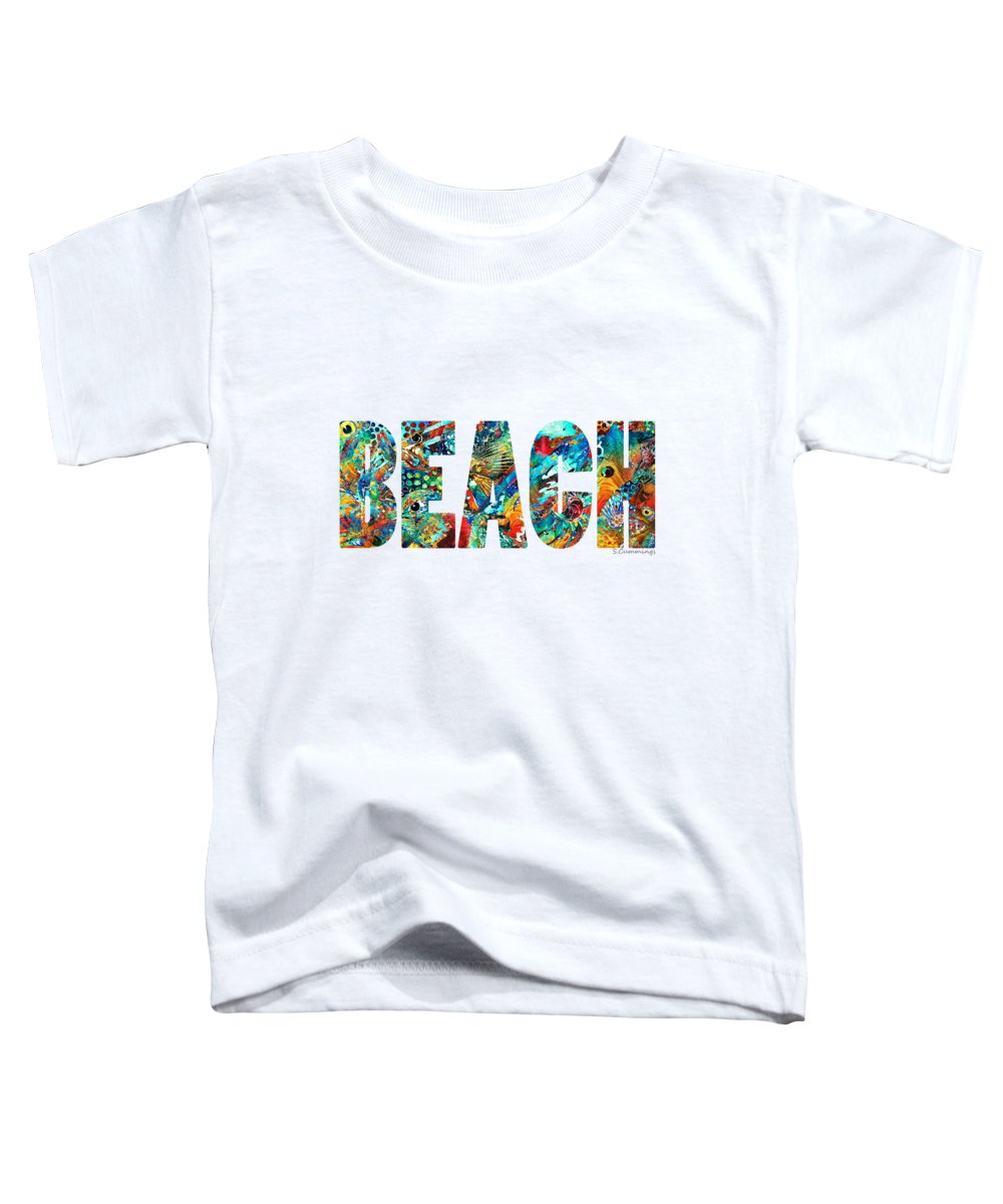 Sand Toddler T-Shirts