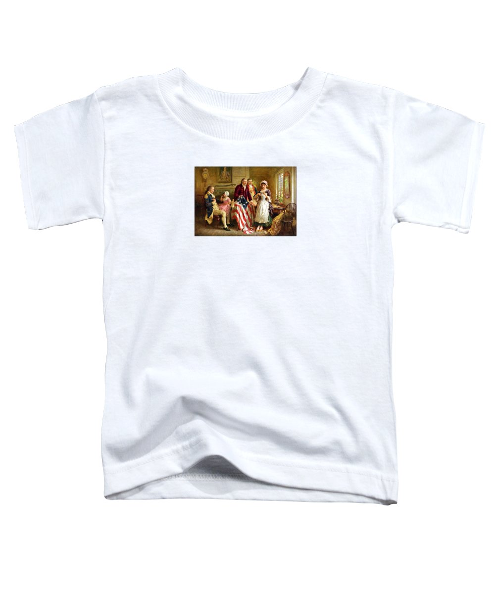 George Washington Toddler T-Shirts