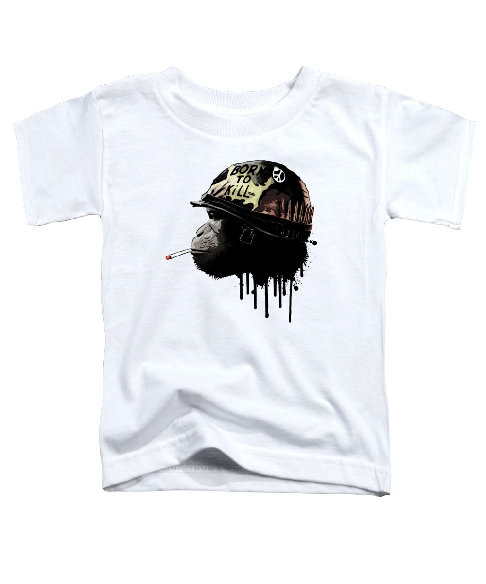 Military Toddler T-Shirts