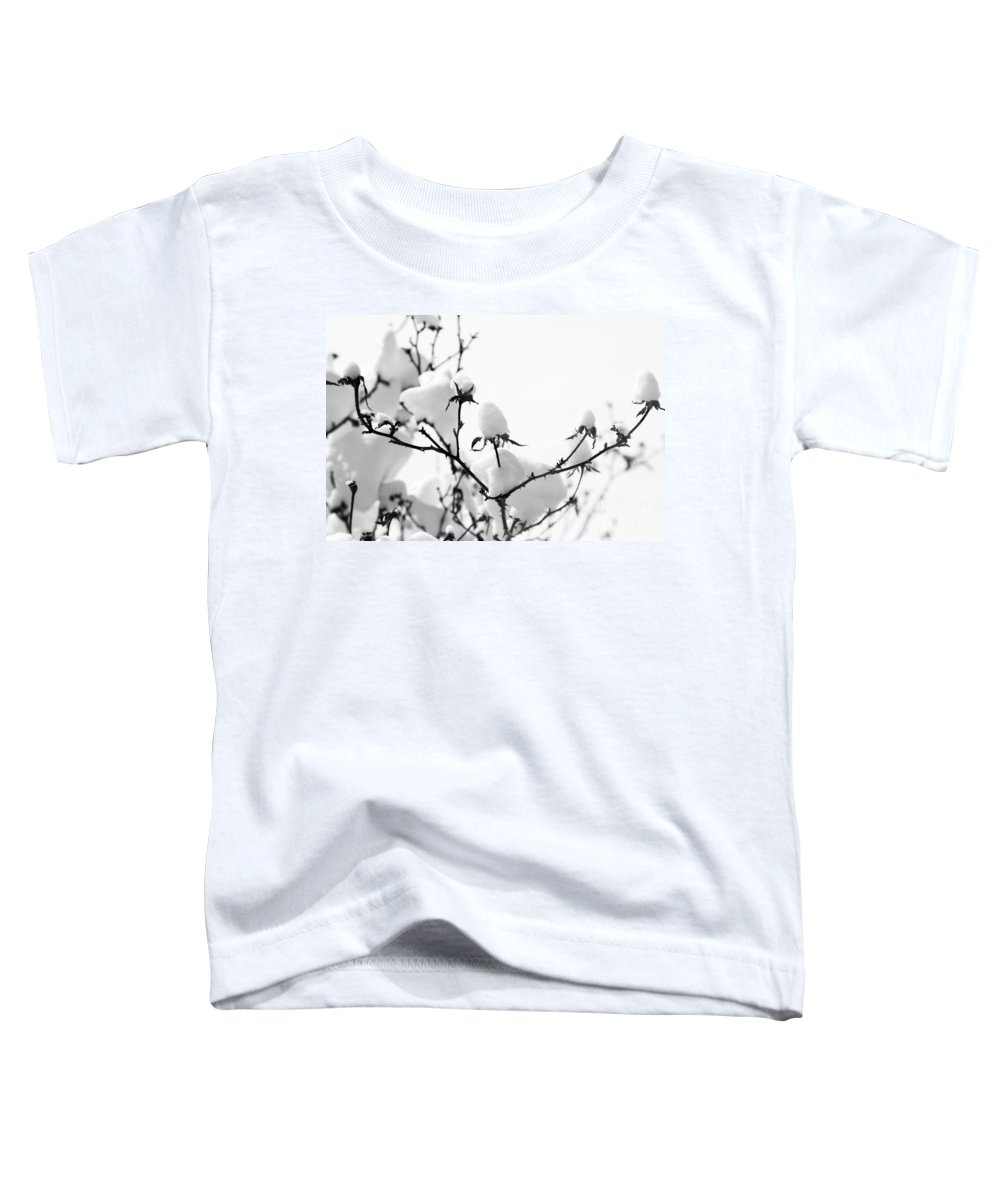 Branches Toddler T-Shirt featuring the photograph Branches by Amanda Barcon