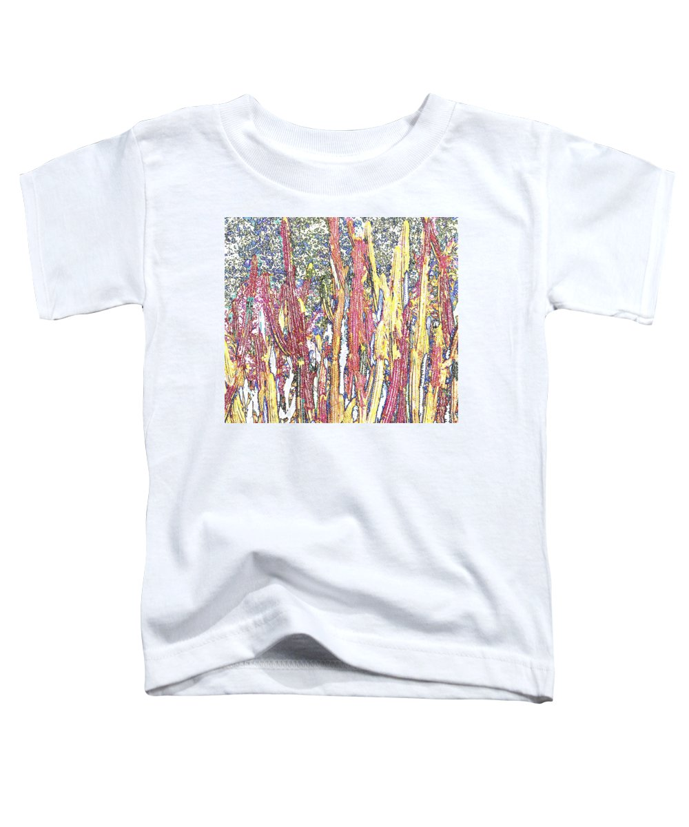 Forest Toddler T-Shirt featuring the photograph Brimstone Forest by Ian MacDonald
